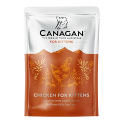 Canagan Wet Cat Food Pouch - Kittens