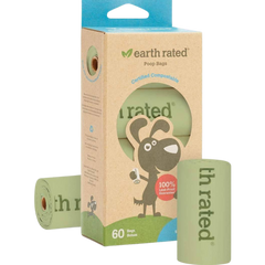 Earth Rated Biodegradable dog poo bags