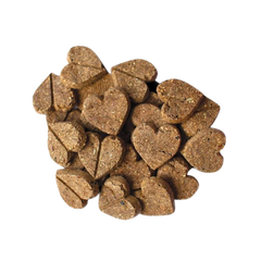 Forthglade heart shaped dog biscuits