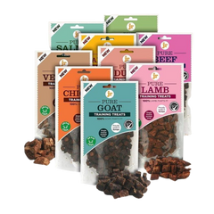 Jr Pure Training Treats For Dogs Variety