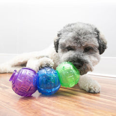Kong Lock-It dog toy and food dispenser