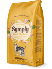 Symply Cat Chicken - All Lifestages Cat Food