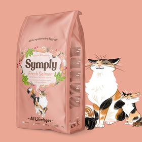New Arrival - Symply Cat