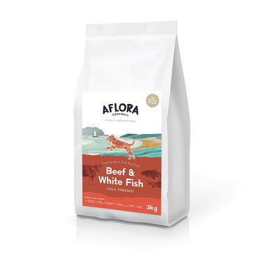 Aflora Gwithian Surf & Turf Cold Pressed Dog Food - Dry Aflora
