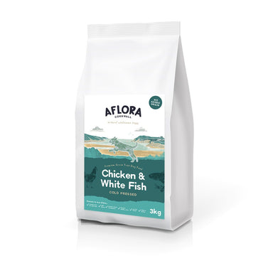 Aflora Porth Chicken Grain Free Cold Pressed Dog Food - Dry Aflora