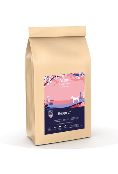 Aflora Respryn - Lamb With Sweet Potato 15kg Dog Food - Dry Aflora
