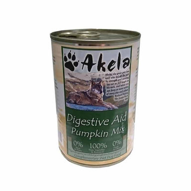 Akela Digestive Aid Pumpkin Mix Complimentary Wet Food Dog Food - Wet Akela