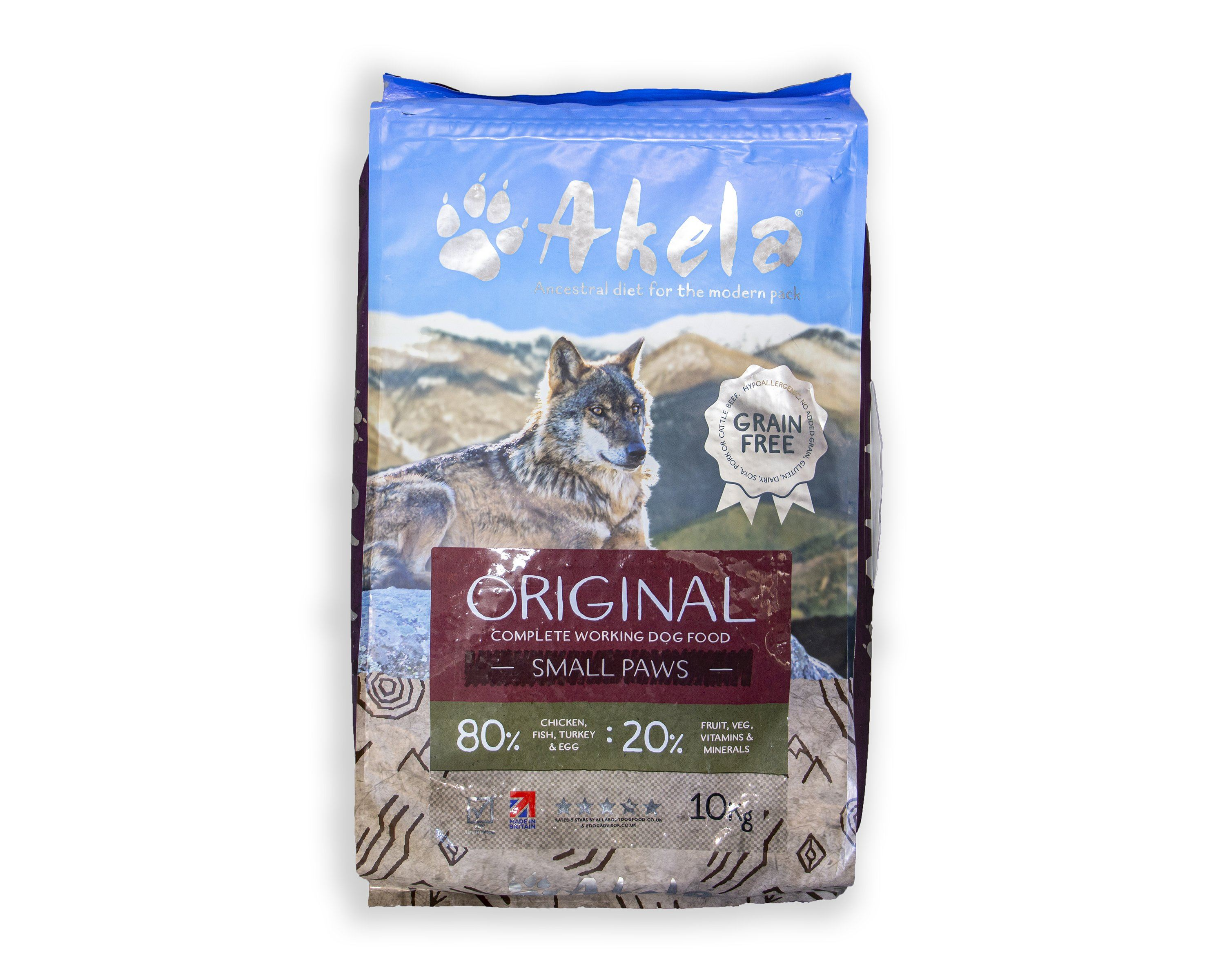 Akela Working Dog Original Dog Food - Dry Akela