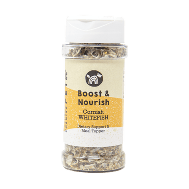 Boost & Nourish Cornish Whitefish Dog Supplements Natural Cornish Pet