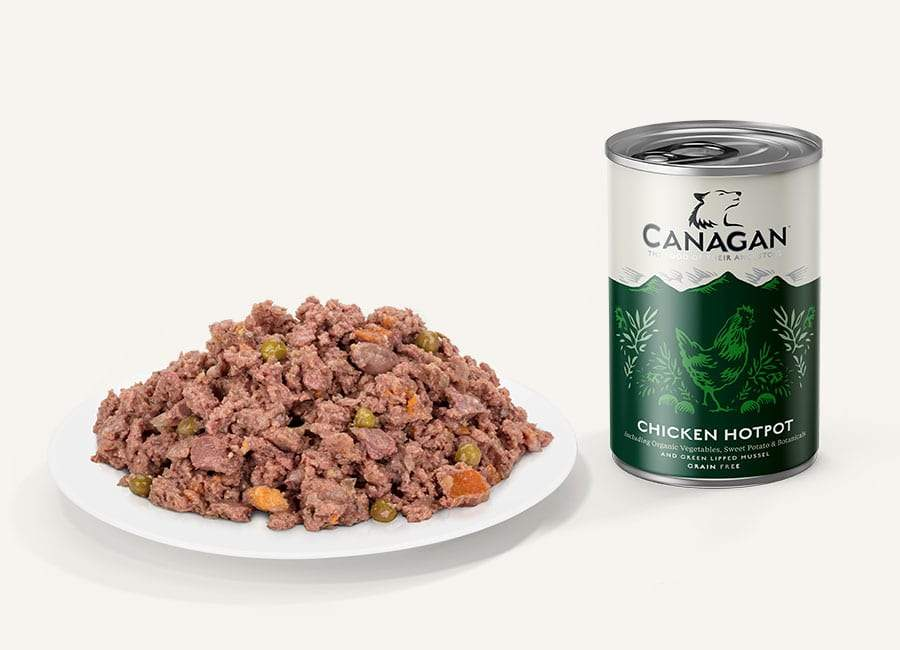 Canagan Can - Chicken Hotpot Dog Food - Wet Canagan