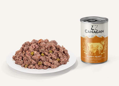 Canagan Can - Puppy Feast Dog Food - Wet Canagan