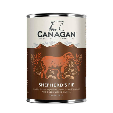 Canagan Can - Shepherds Pie Dog Food - Wet Canagan