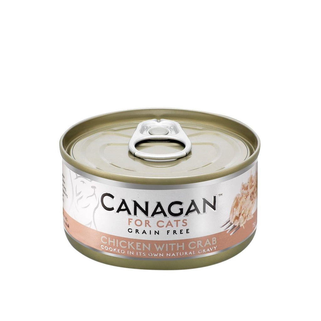 Canagan Cat Can - Chicken with Crab Cat Food - Wet Canagan