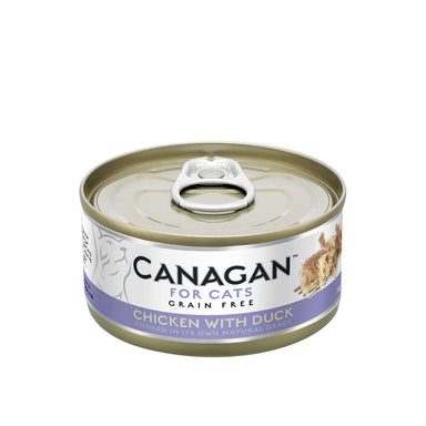 Canagan Cat Can - Chicken with Duck Cat Food - Wet Canagan