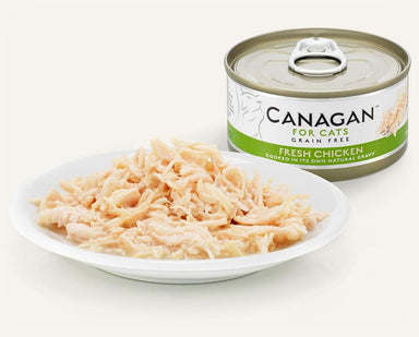 Canagan Cat Can - Fresh Chicken Cat Food - Wet Canagan