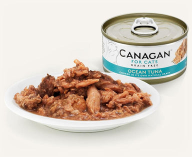 Canagan Cat Can - Ocean Tuna Cat Food - Wet Canagan