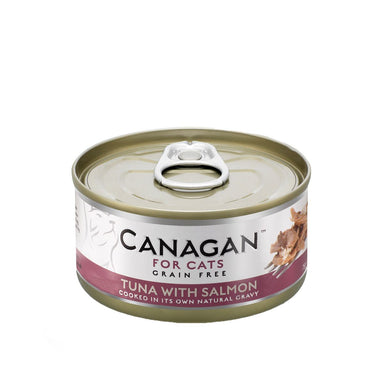 Canagan Cat Can - Tuna with Salmon Cat Food - Wet Canagan