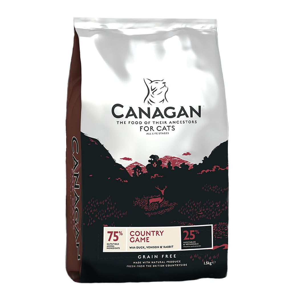 Canagan Country Game For Cats Cat Food - Dry Canagan