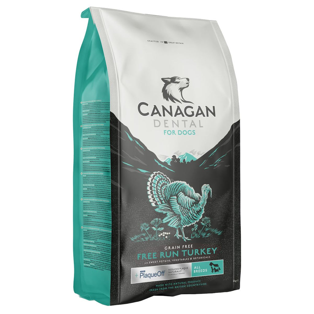 Canagan Dental For Dogs Dog Food - Dry Canagan