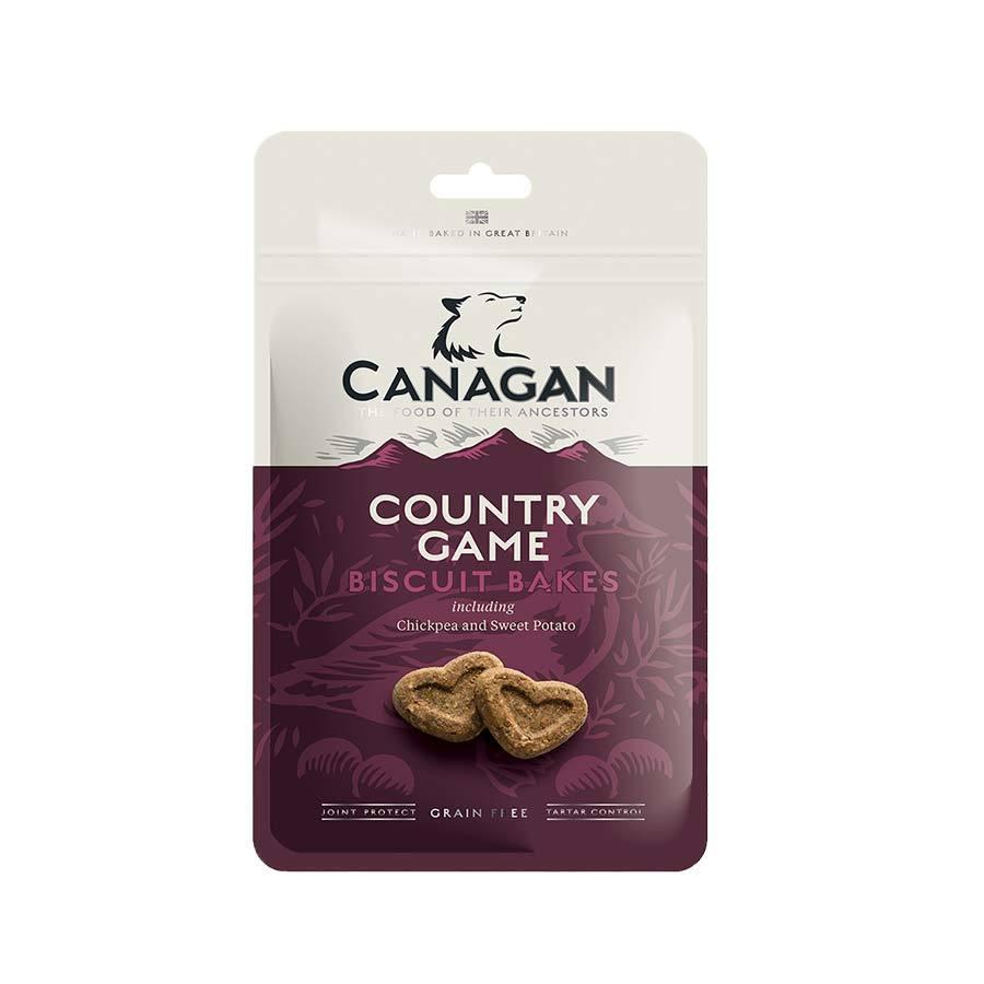Canagan Game Dog Biscuit Bakes Dog Treats Canagan