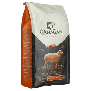 Canagan Grass Fed Lamb Dog Food - Dry Canagan