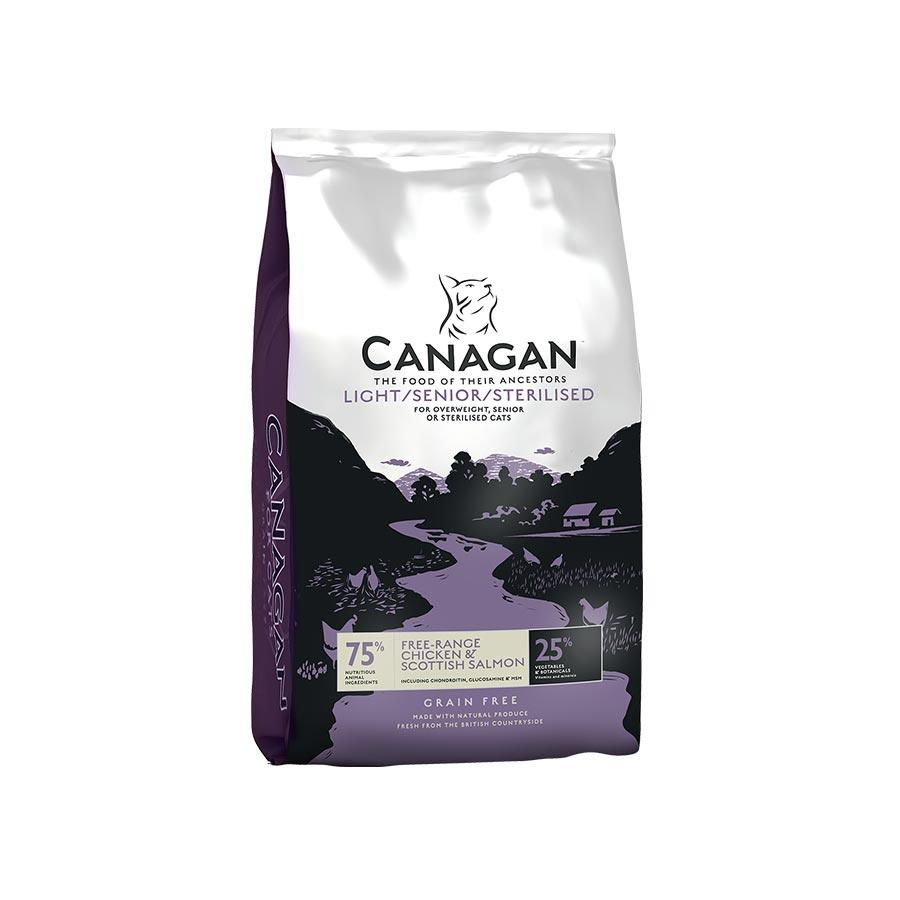 Canagan Light / Senior for Cats Cat Food - Dry Canagan
