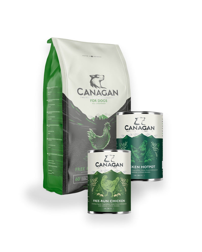 Canagan Poultry Hamper Large Dog Food - Dry Canagan