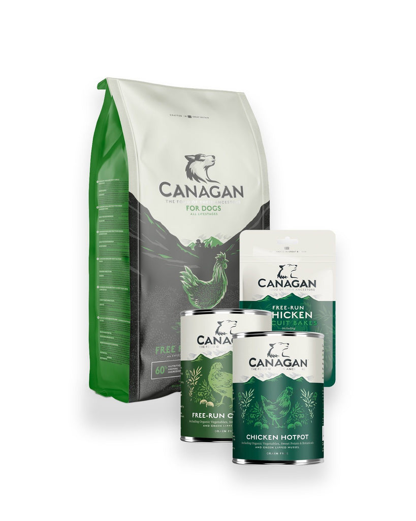 Canagan Poultry Hamper Medium Dog Food - Dry Canagan