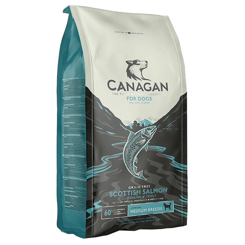 Canagan Scottish Salmon Dog Food - Dry Canagan
