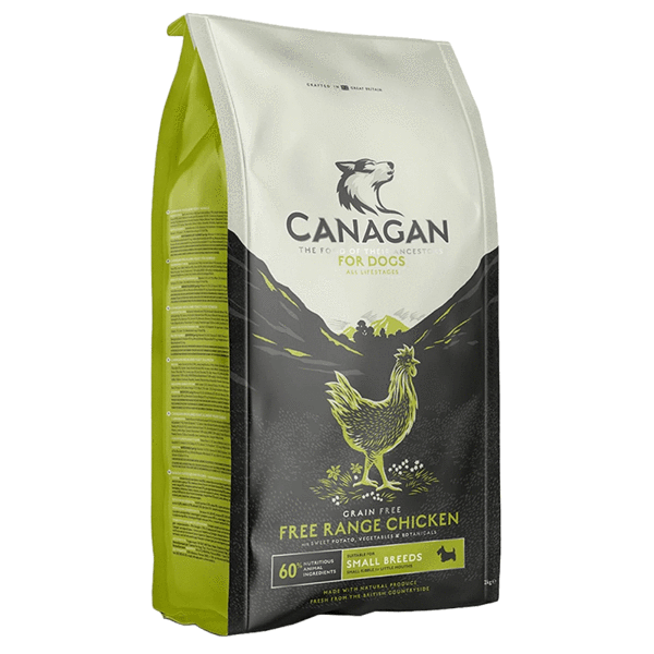 Canagan Small Breed Free-Run Chicken Dog Food - Dry Canagan