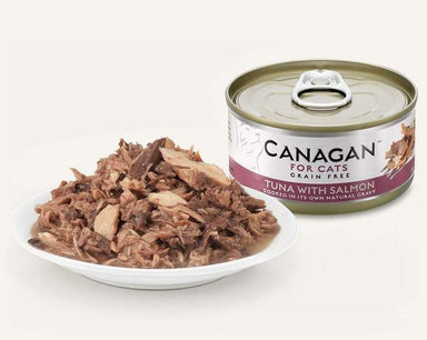 Canagan Wet Cat Food Cans - Variety Pack Cat Food - Wet Canagan