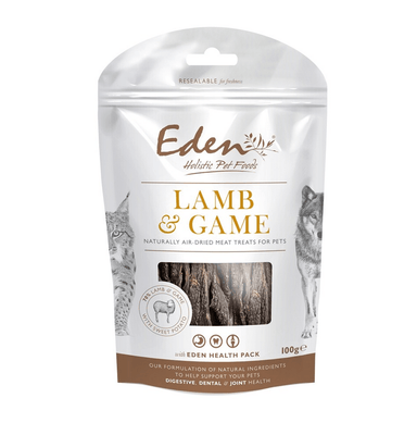 Eden Lamb and Game Treat Dog Treats Eden
