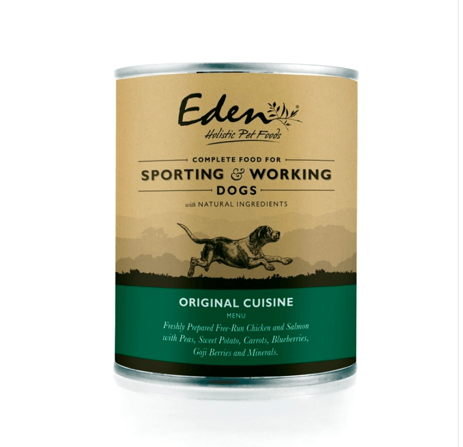 Eden Wet Food for Working and Sporting Dogs: Original Dog Food - Wet Eden