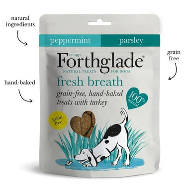 Forthglade Fresh Breath Treats Dog Treats Forthglade