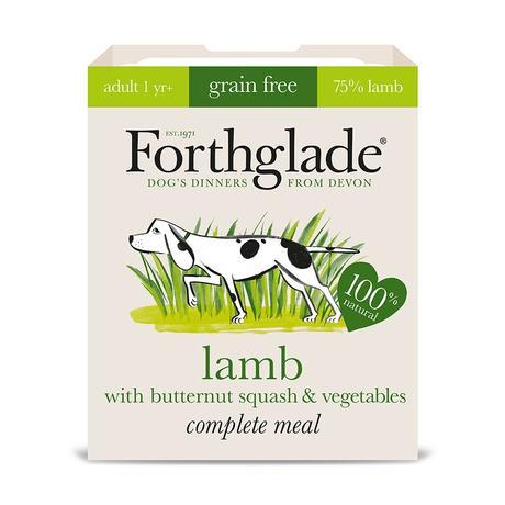 Forthglade Lamb with Butternut Squash & Vegetables Adult Dog Food - Wet Forthglade