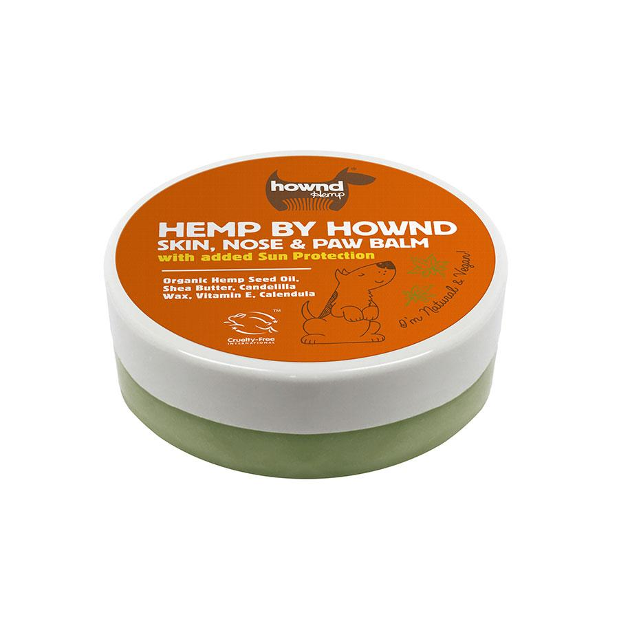 Hownd Hemp by Hownd Skin, Nose and Paw Balm Dog Grooming Hownd