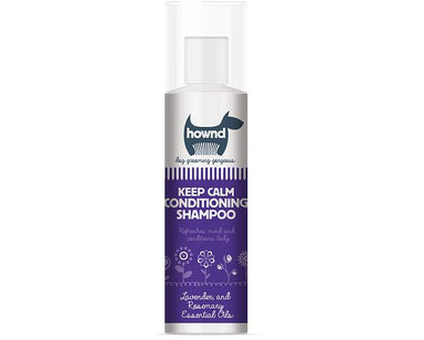 Hownd Keep Calm Conditioning Shampoo Dog Grooming Hownd
