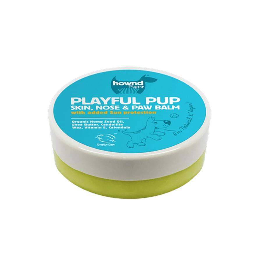 Hownd Playful Pup Skin Nose and Paw Balm Dog Grooming Hownd
