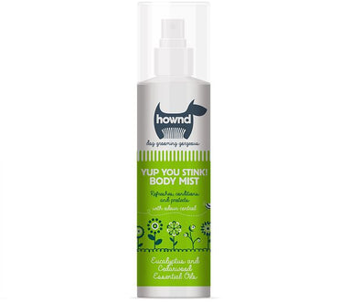Hownd Yup You Stink Body Mist Dog Grooming Hownd