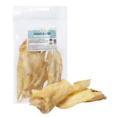 JR Goat Ears Dog Treats JR Pet Products - A Natural Dog Chew
