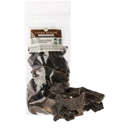 JR Liver Strips Dog Treats JR Pet Products - A Natural Dog Treat