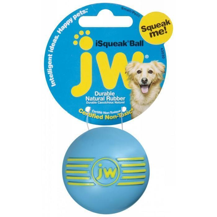 JW iSqueak Ball Doy Toys JW