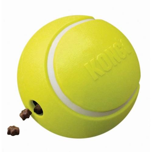 KONG Rewards Tennis Ball Small Dog Toys KONG