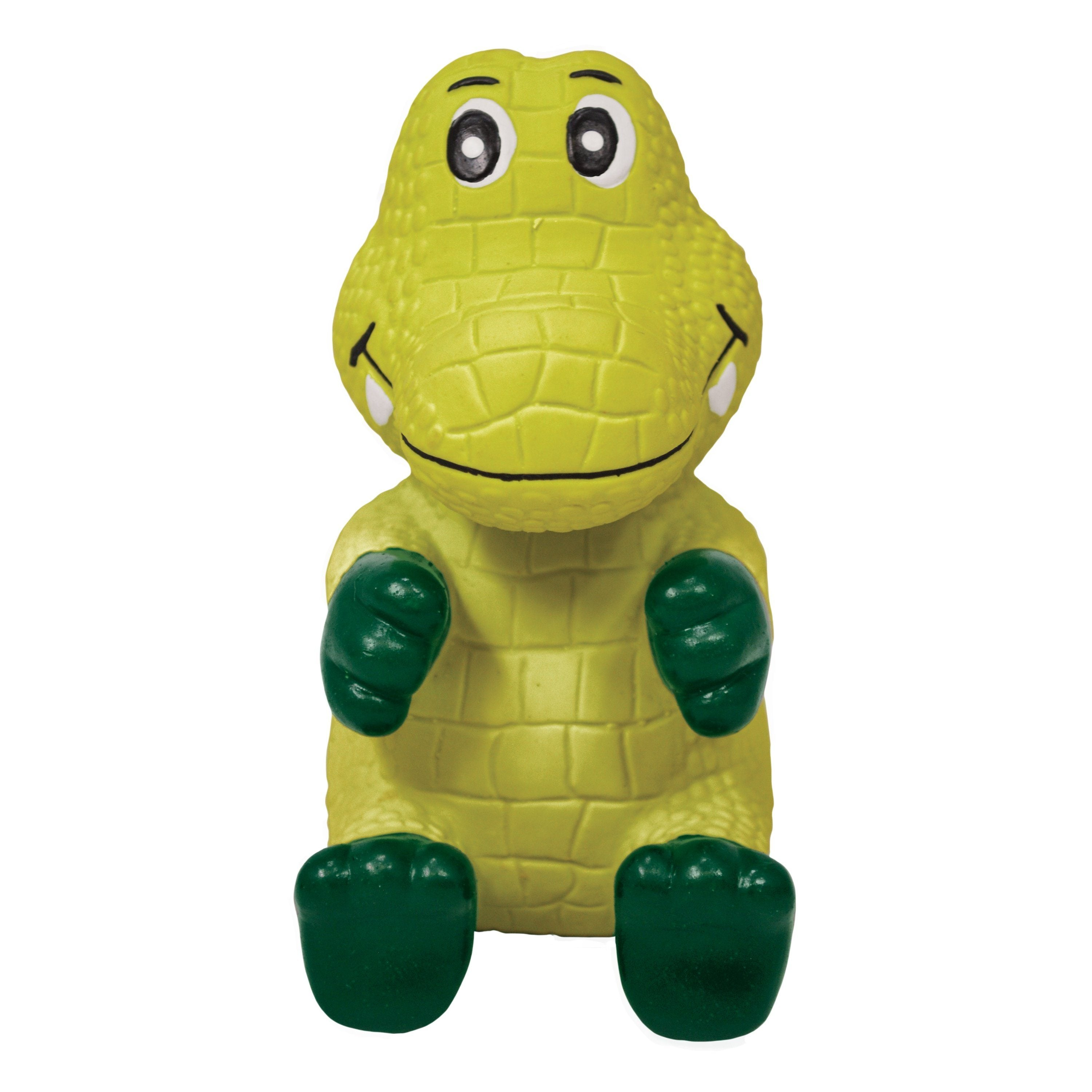 KONG Wiggi Alligator Dog Toys KONG