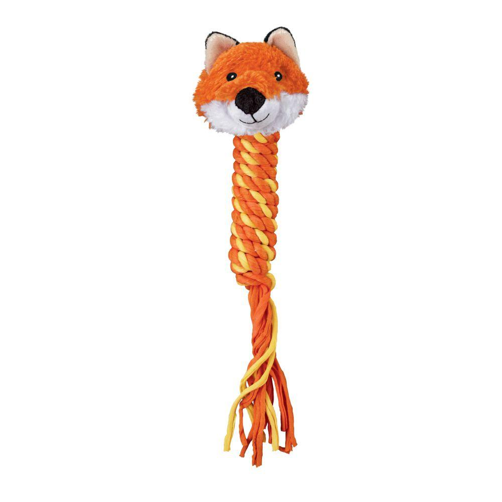 KONG Winder Fox Medium Dog Toys KONG