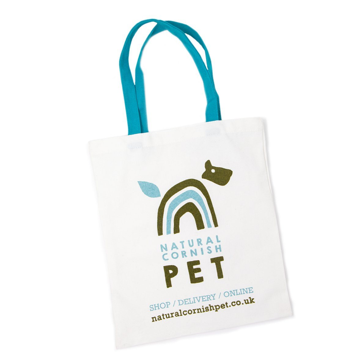 Natural Cornish Pet Shopper Bag Bag Natural Cornish Pet