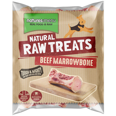 Natures Menu Marrowbone Dog Food - Frozen Natures Menu
