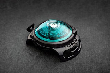 Orbiloc Dog Dual Safety Light - Turquoise Dog Gadgets Orbiloc