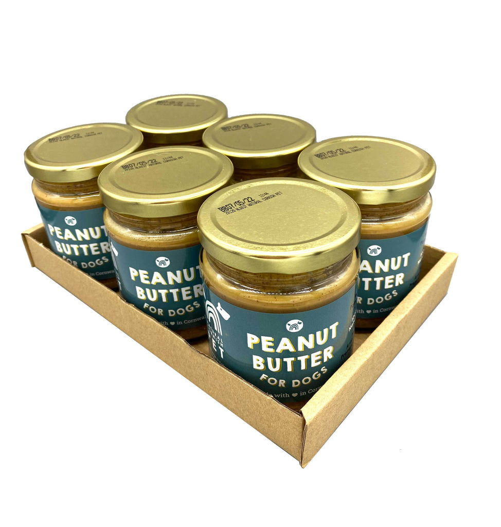 Peanut Butter for Dogs Dog Treats Natural Cornish Pet