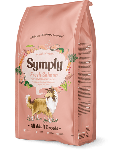 Symply Adult Salmon Dog Food - Dry Symply